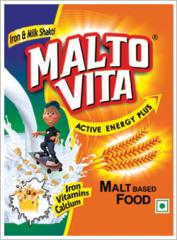 Malt Based Food Without Cocoa