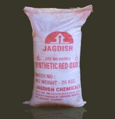 Synthetic Iron Red Oxide Powder