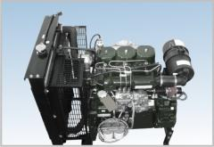 Farm Engines for Gensets