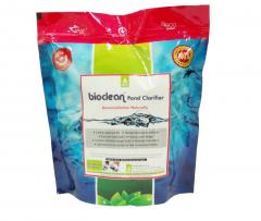 Organic product for pond bioremediation