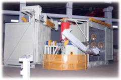 Roto Moulding Machines