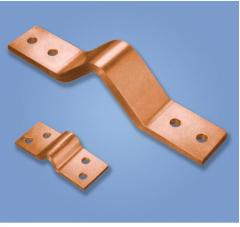Press Welded Copper Flexible Connectors
