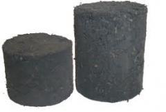 Briquette  coal
