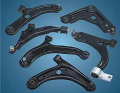 Stamped Parts / Sheet Metal Components