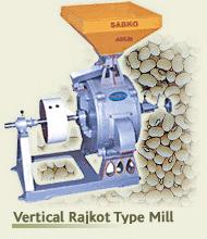 Vertical Rajkot Type Mills