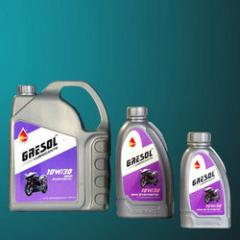 Semi Synthetic Automotive Lubricant