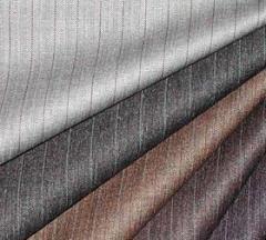 Suitings and shirting fabrics