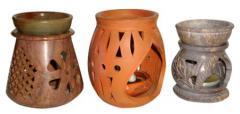 Aromatherapy oil burners