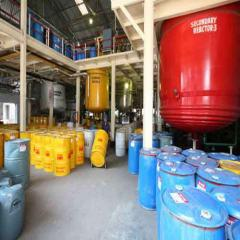 Chemical Manufacturing Process