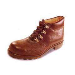 Leather men casual shoes