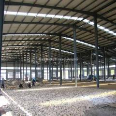 Commercial Engineered Building System