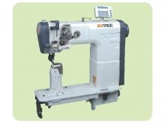 Post Bed Roller Feed Sewing Machine