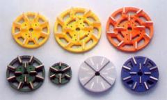 Metal Bonded Polishing Segments