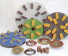 Resin Bonded Polishing Segments