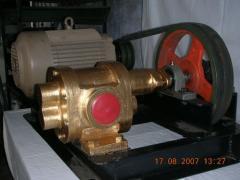 Gun Metal Rotory Gear Pump