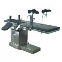 Motorized C-arm Compatible OT Table With Remote