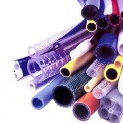 PVC Braided pipes
