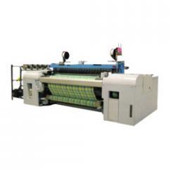Industrial sewing machines - Rapier looms weaving
