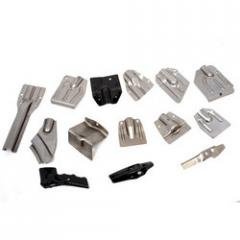 Impact Beam Components for Car Doors