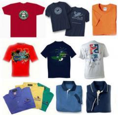 Promotional Round Neck T-Shirt