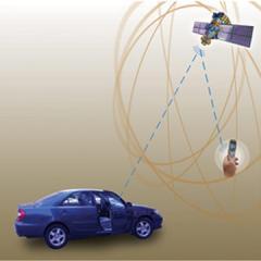 GSM Car Security System