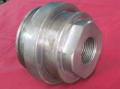 Hydraulic cylinder piston and gland