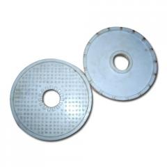 P.P Filter Plates