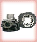 Cylinder Vespa 5 port