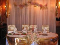 BANQUETHALL CHAIR COVERS