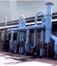 Pollution Control Equipment (Scrubbing Systems)