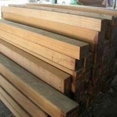 Burma Teak Wood Red Miranti