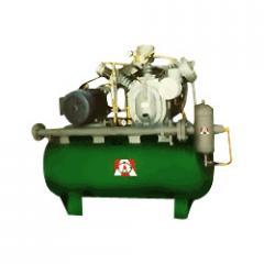 Piston Type Compressor Three Stage (High Pressure)