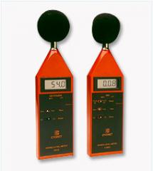 Sound Level Meters 2013 and 2023D
