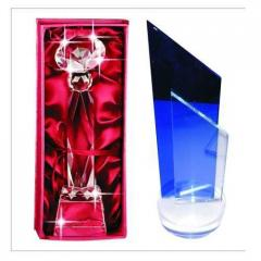 Crystal Glass Award