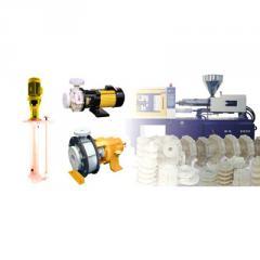 Pp-pvdf Centrifugal Pump