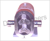 Stainless Rotary Lobe Pumps