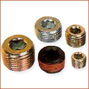 Hexagonal Socket Taper Threaded Plugs(Sealing