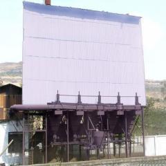 Reverse-Air Baghouse