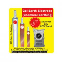 Gel Earth Electrode