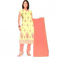Medium range dress material