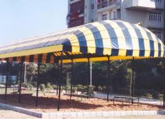Walkway Tent