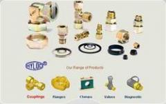Hydraulics ermato type compression fittings