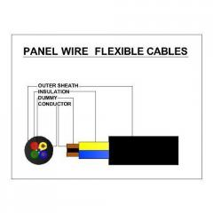 Panel Wires Flexible Cables