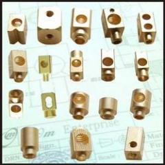 Brass Switch's Contacts