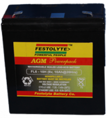Sealed Maintenance Free Lead Batteries