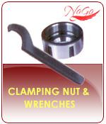 Clamping Nuts and Wrenches