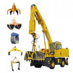 Grab Bucket Cranes