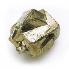 Pyrite gemstone