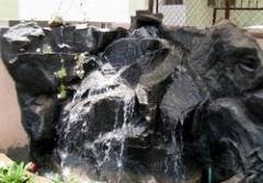 Dekorative fossefall