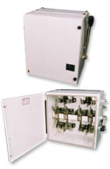 Double Break Combinationn Fuse Switch Units